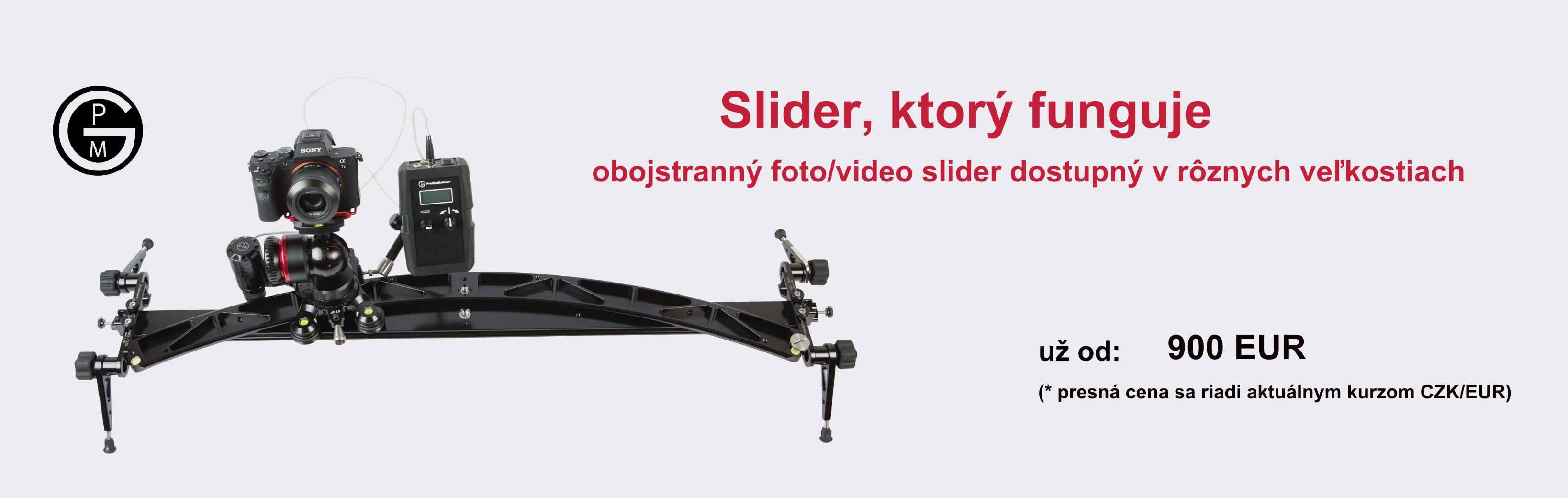 Dual slidery ProMediaGear